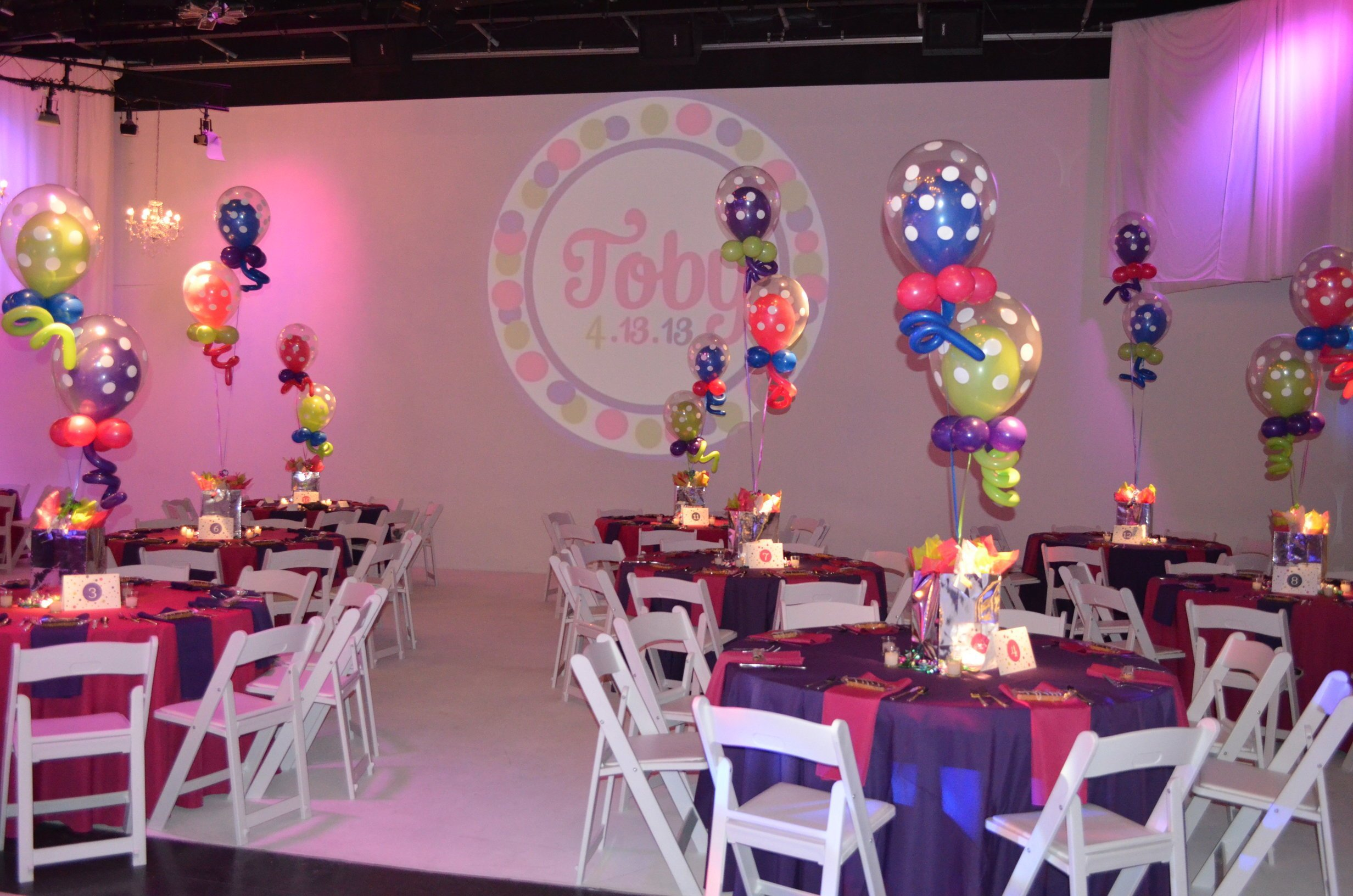 Toby's Pittsburgh Bar Mitzvah by Perfectly Planned By Shari & Shari Zatman