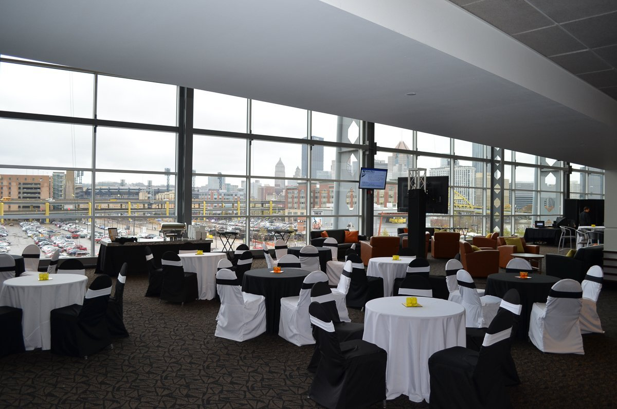 Heinz Field Pittsburgh Corporate Event Planning