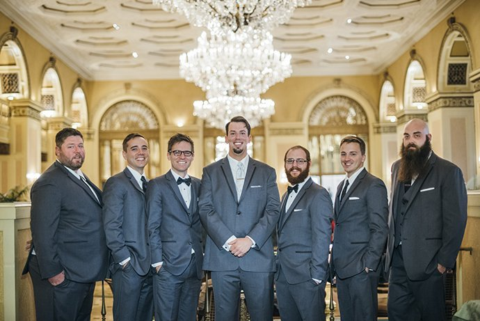Omni William Penn Pittsburgh Wedding Planner