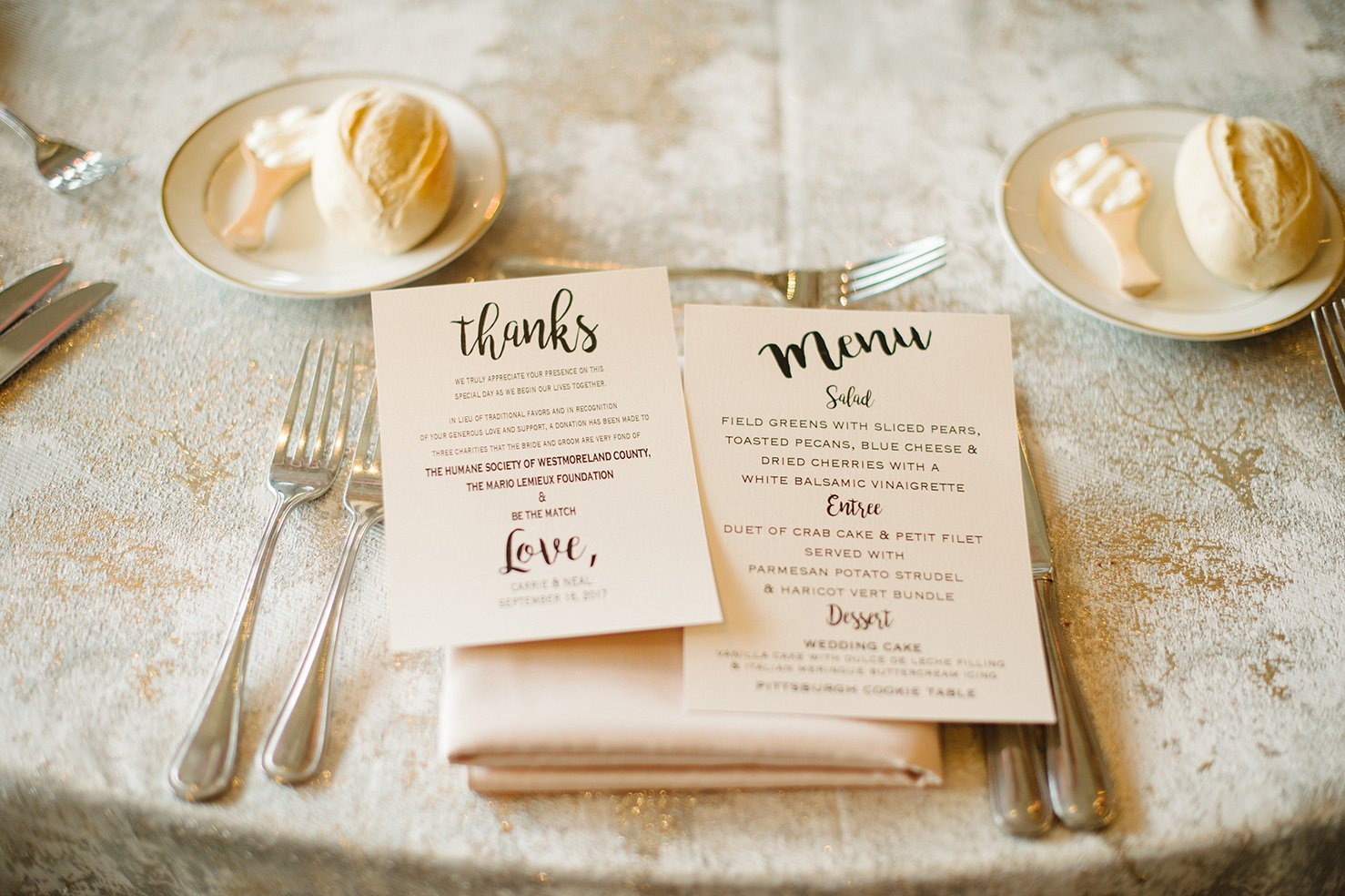 Pittsburgh Wedding Design